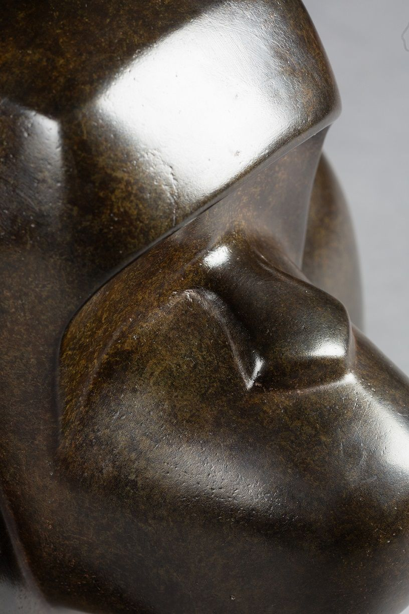 Oscar,Marie Louise Sorbac,Sculpture contemporaine, detail 2