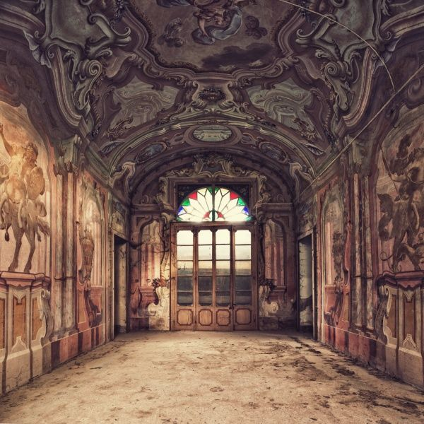 Palazzo,Gina Soden,Photographie
