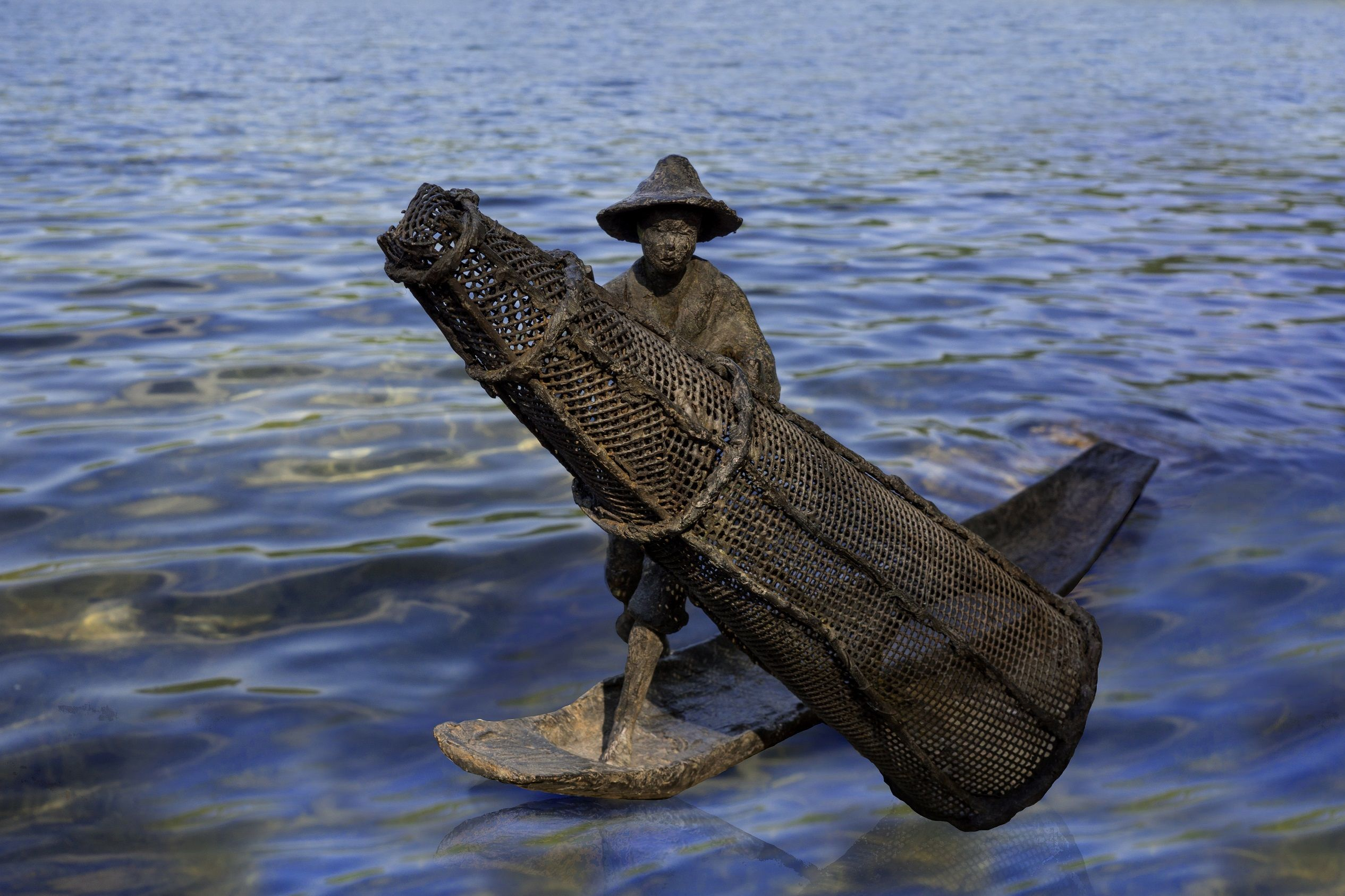 Burman Fisherman III