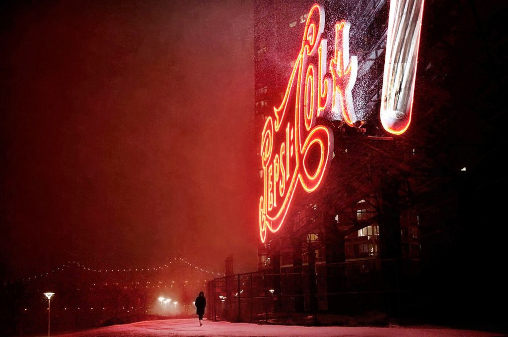 Pepsi,Christophe Jacrot,Photographie contemporaine
