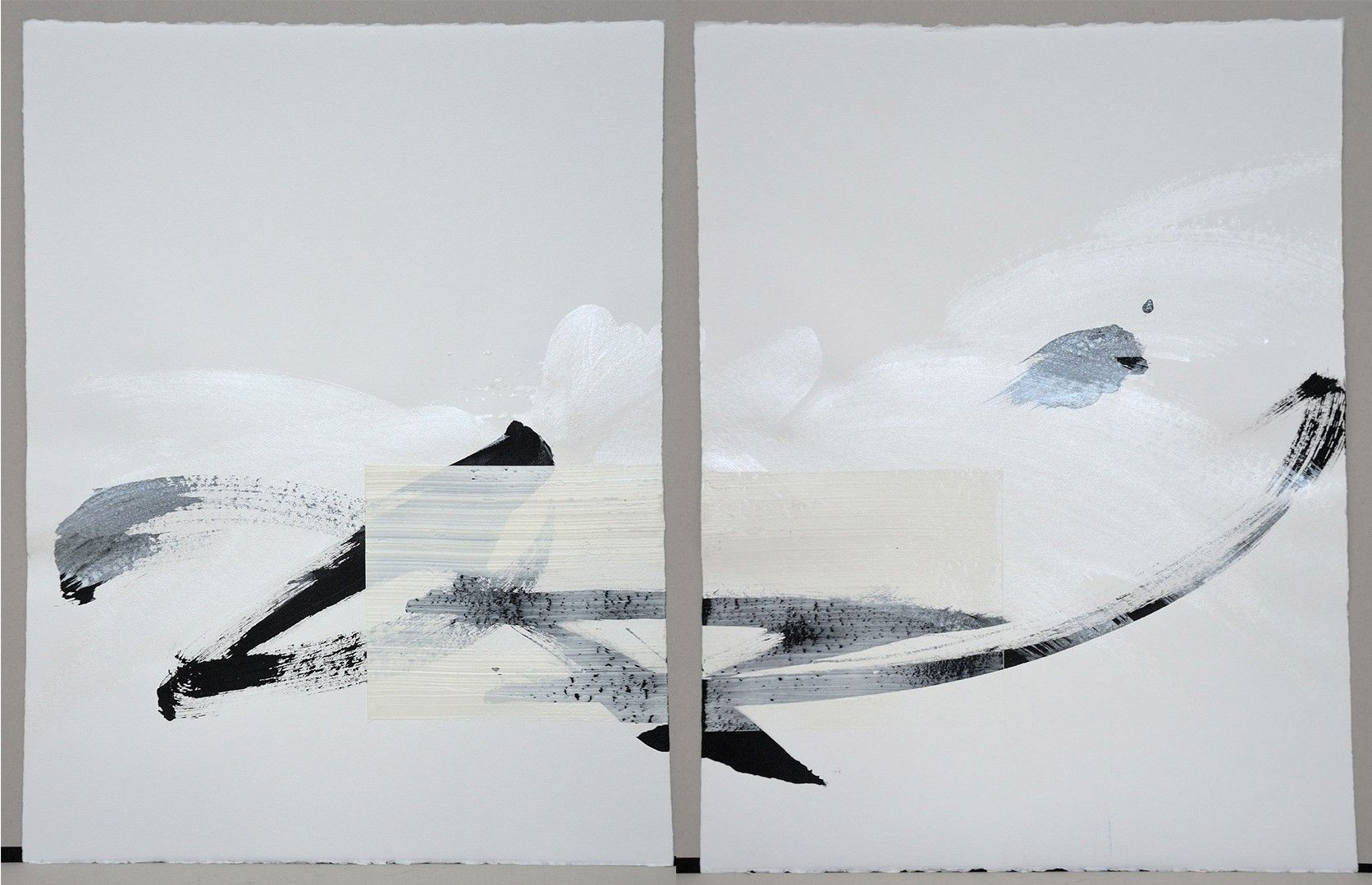 Permanescence N553-D - Hachiro Kanno - Contemporary painting