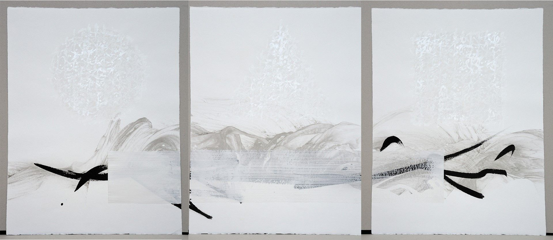 Permanescence N533-T - Hachiro Kanno - Contemporary painting