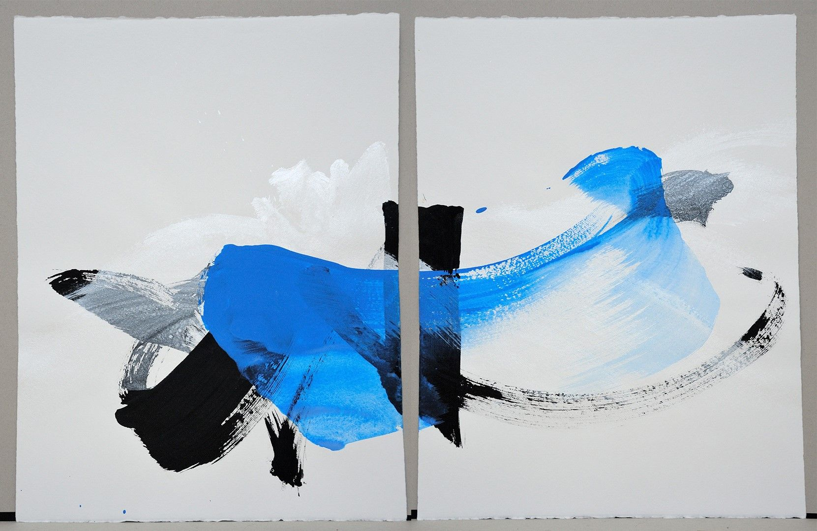 Permanescence N548-D - Hachiro Kanno - Contemporary painting