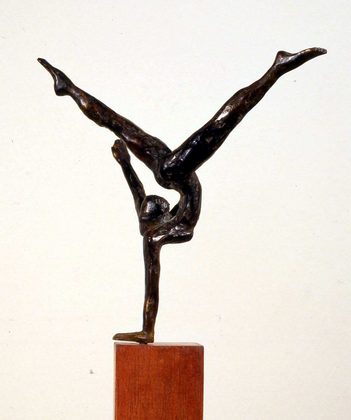 Petit Acrobate,Yann Guillon,Sculpture contemporaine