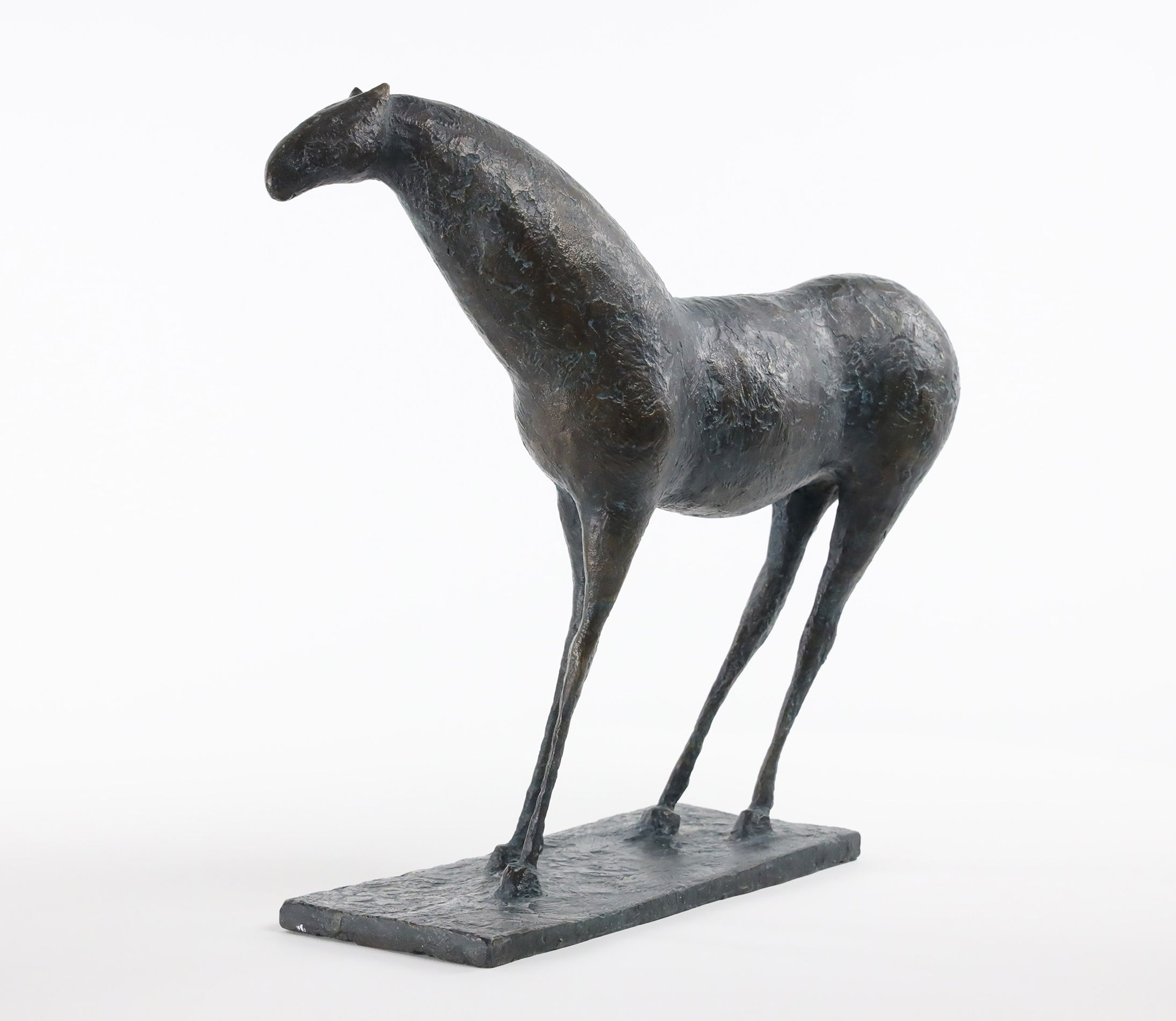 Small Horse I,Pierre Yermia,Sculpture, detail 2