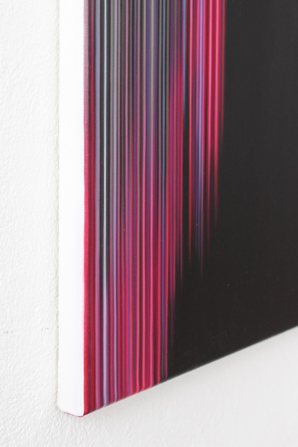 Pink Painting (Building No.4) ,Doris Marten,Peinture contemporaine, detail 3