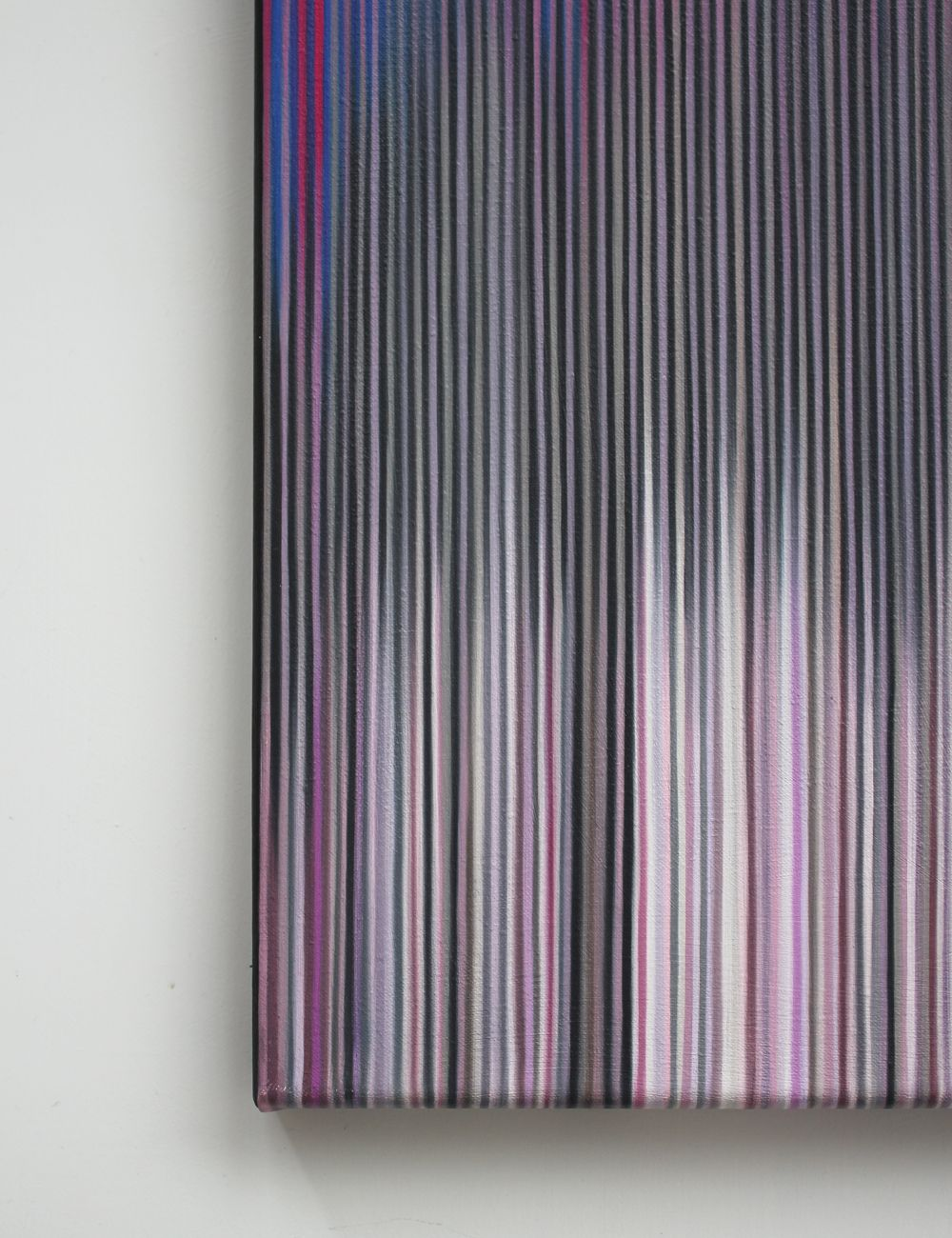 Pink Painting (Building n°8) ,Doris Marten,Contemporary painting, detail 3