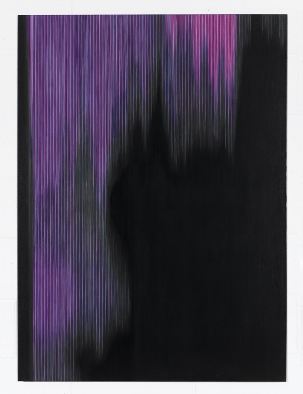 Pink Painting (Figure No.3) ,Doris Marten,Contemporary painting
