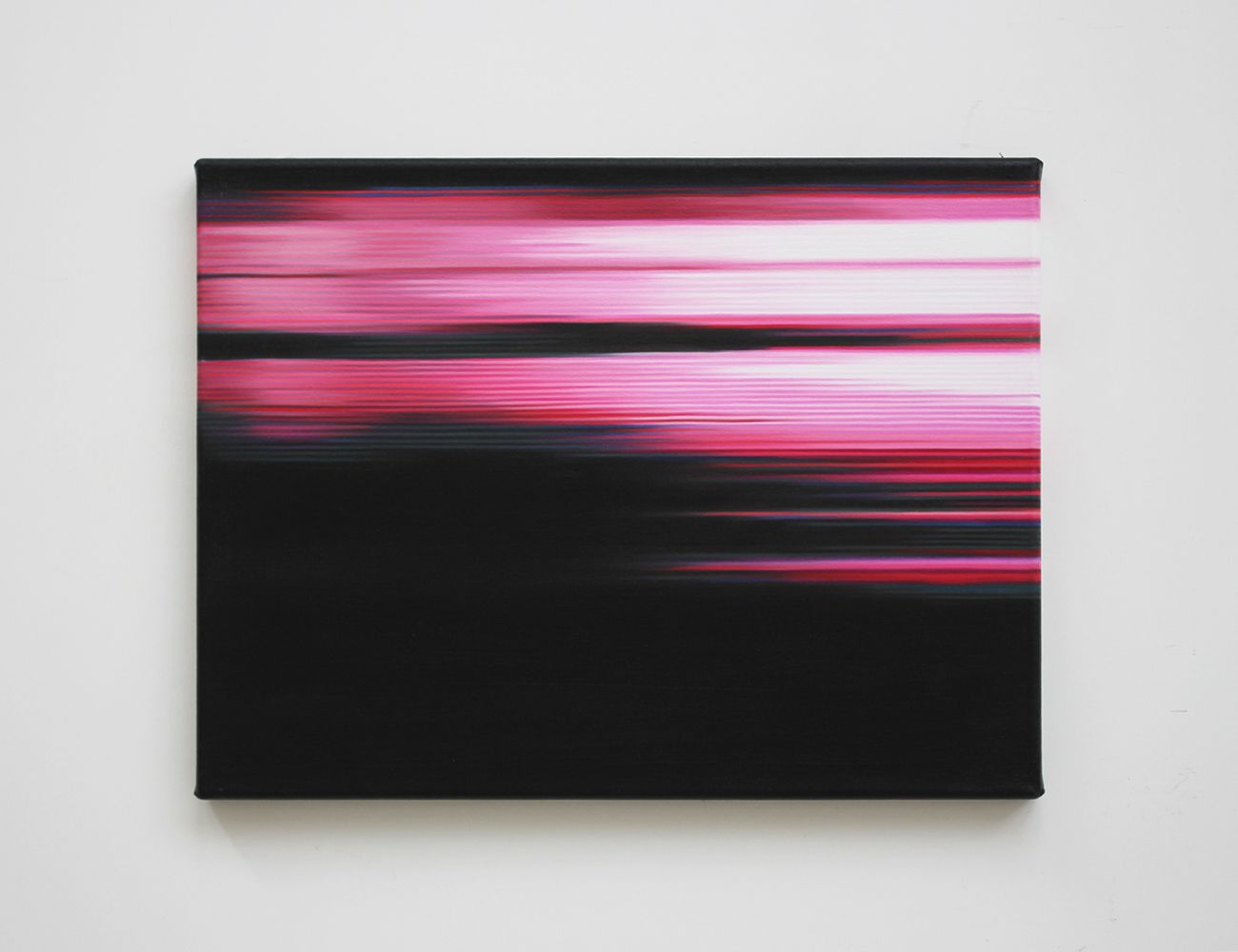Pink Painting (Landscape No.7)