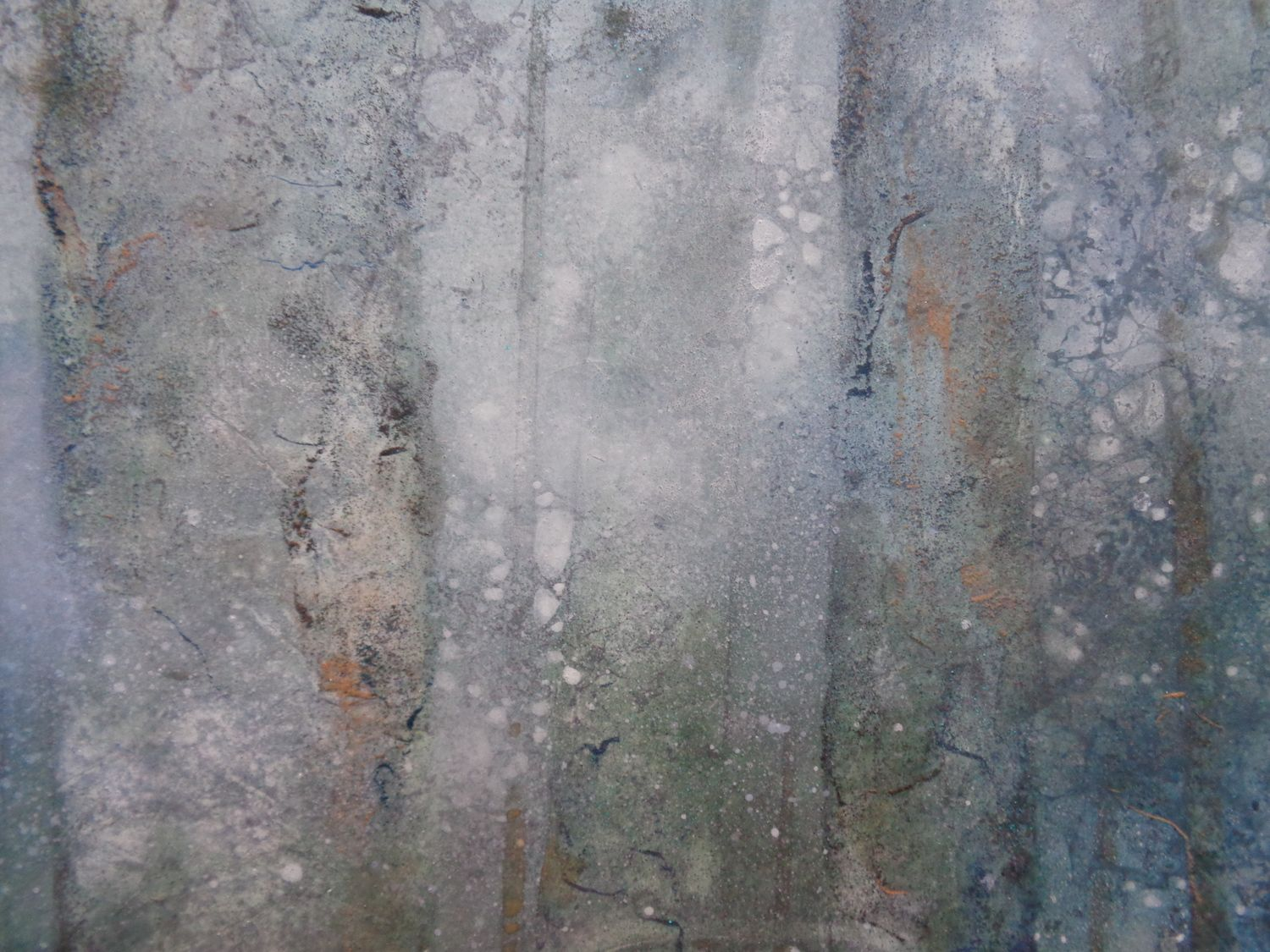 Plenitude II,Chen Yiching,Contemporary painting, detail 1