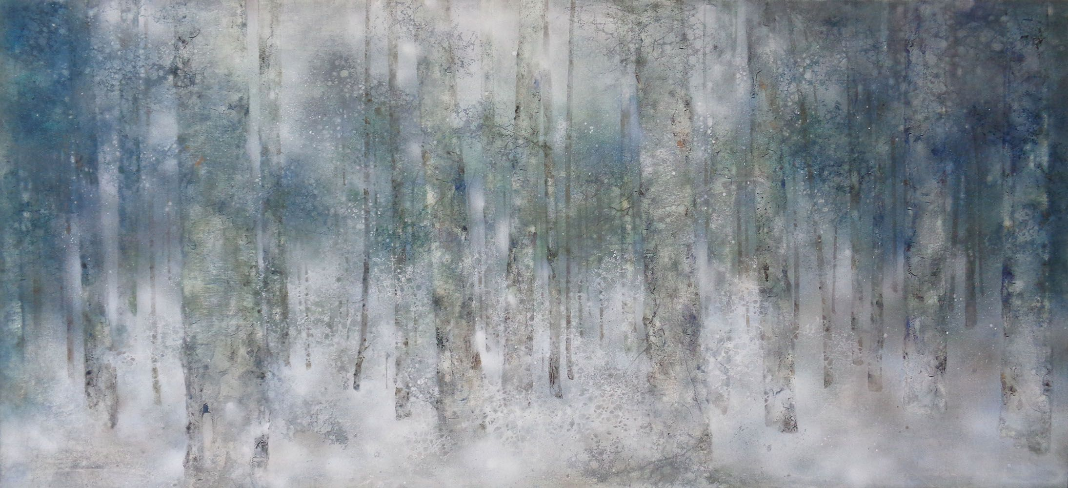 Plenitude II,Chen Yiching,Contemporary painting