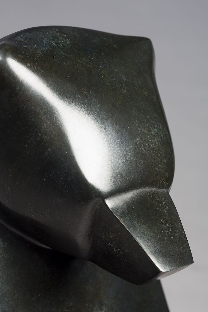 Prosper,Marie Louise Sorbac,Sculpture contemporaine, detail 2