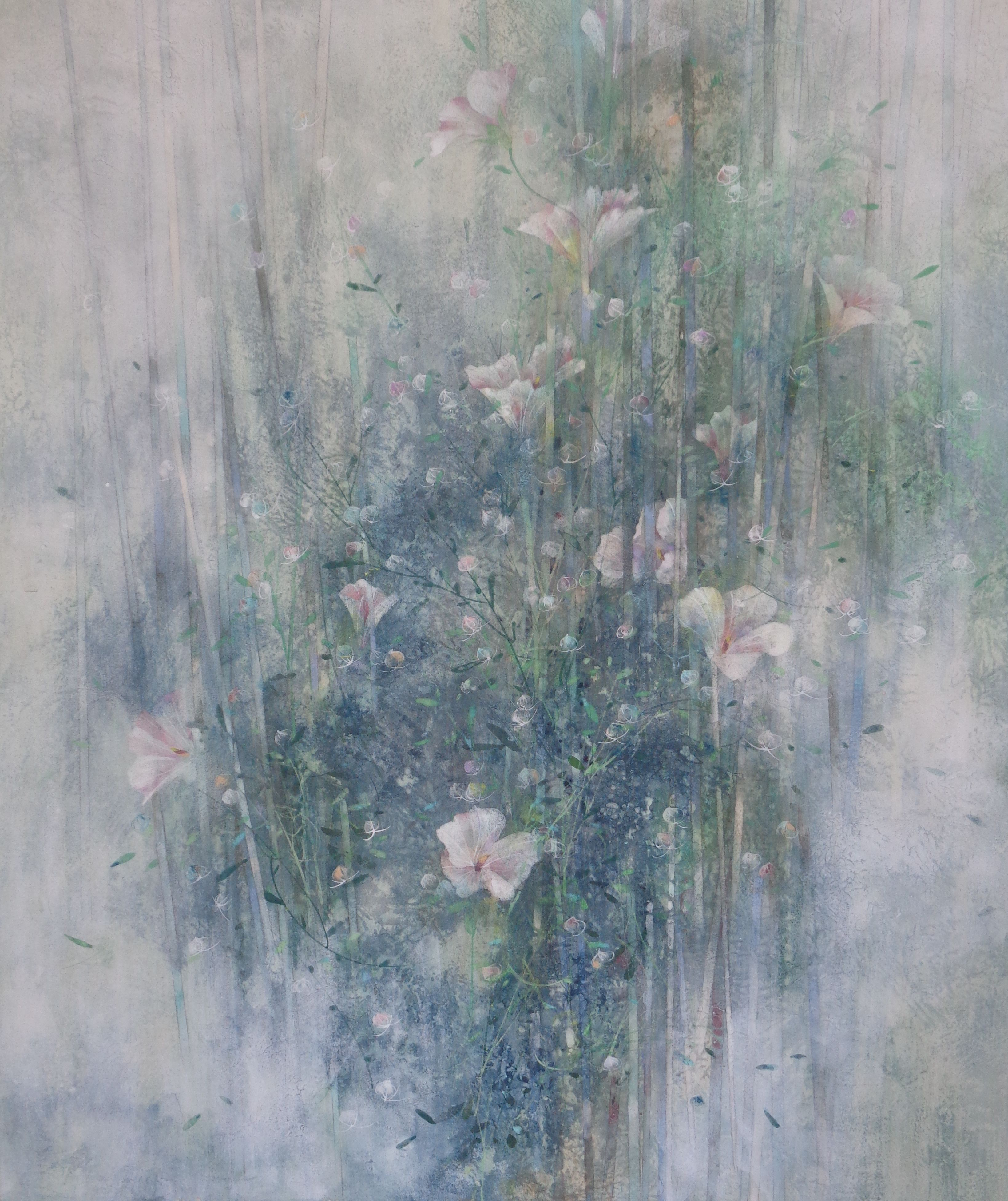 Research - Chen Yiching - Contemporary painting