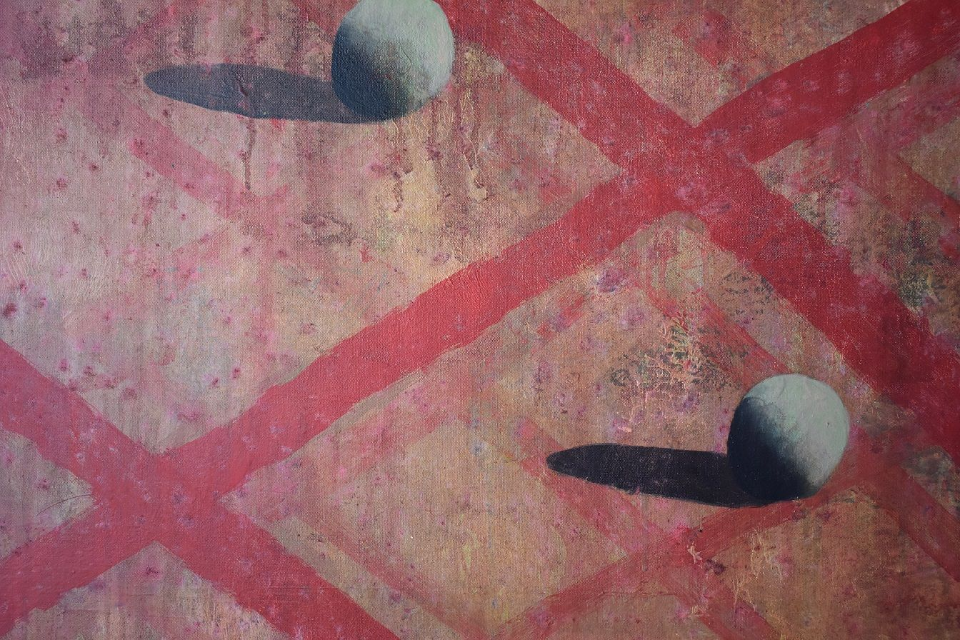 RUV,Ramon Enrich,Peinture contemporaine, detail 3