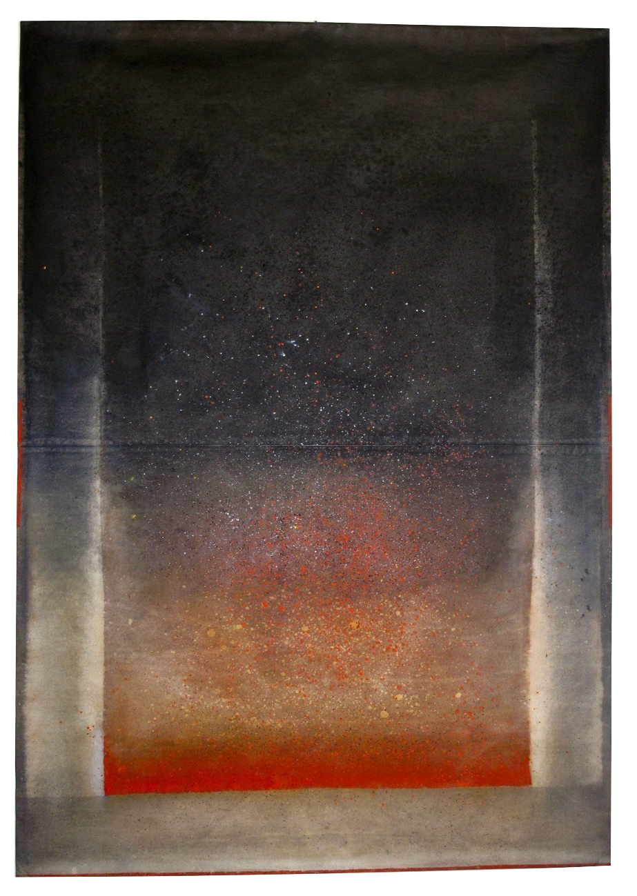 Untitled L,Elvire Ferle,Contemporary painting