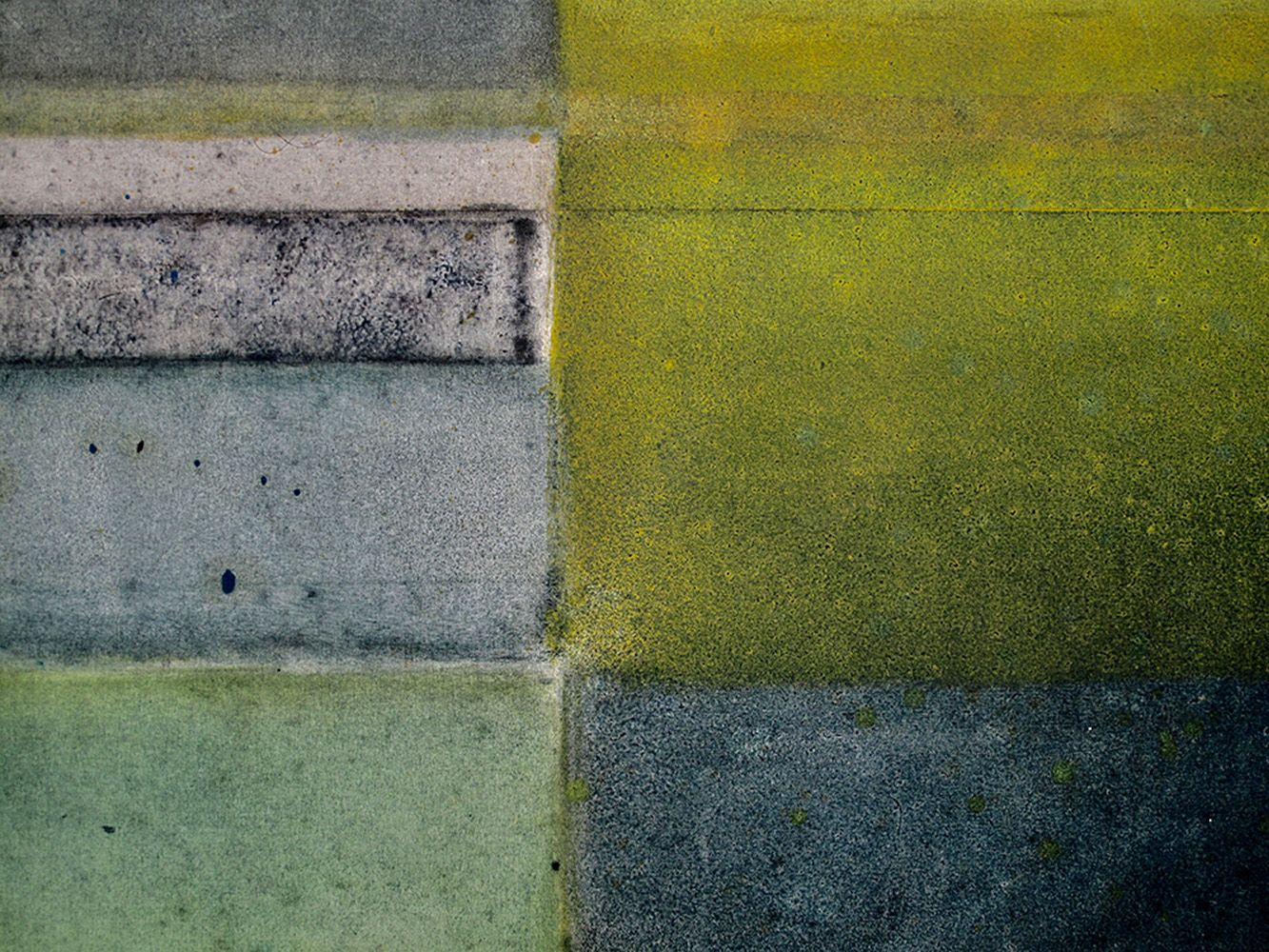 Untitled LXII, Abstract (large size),Elvire Ferle,Contemporary painting, detail 1