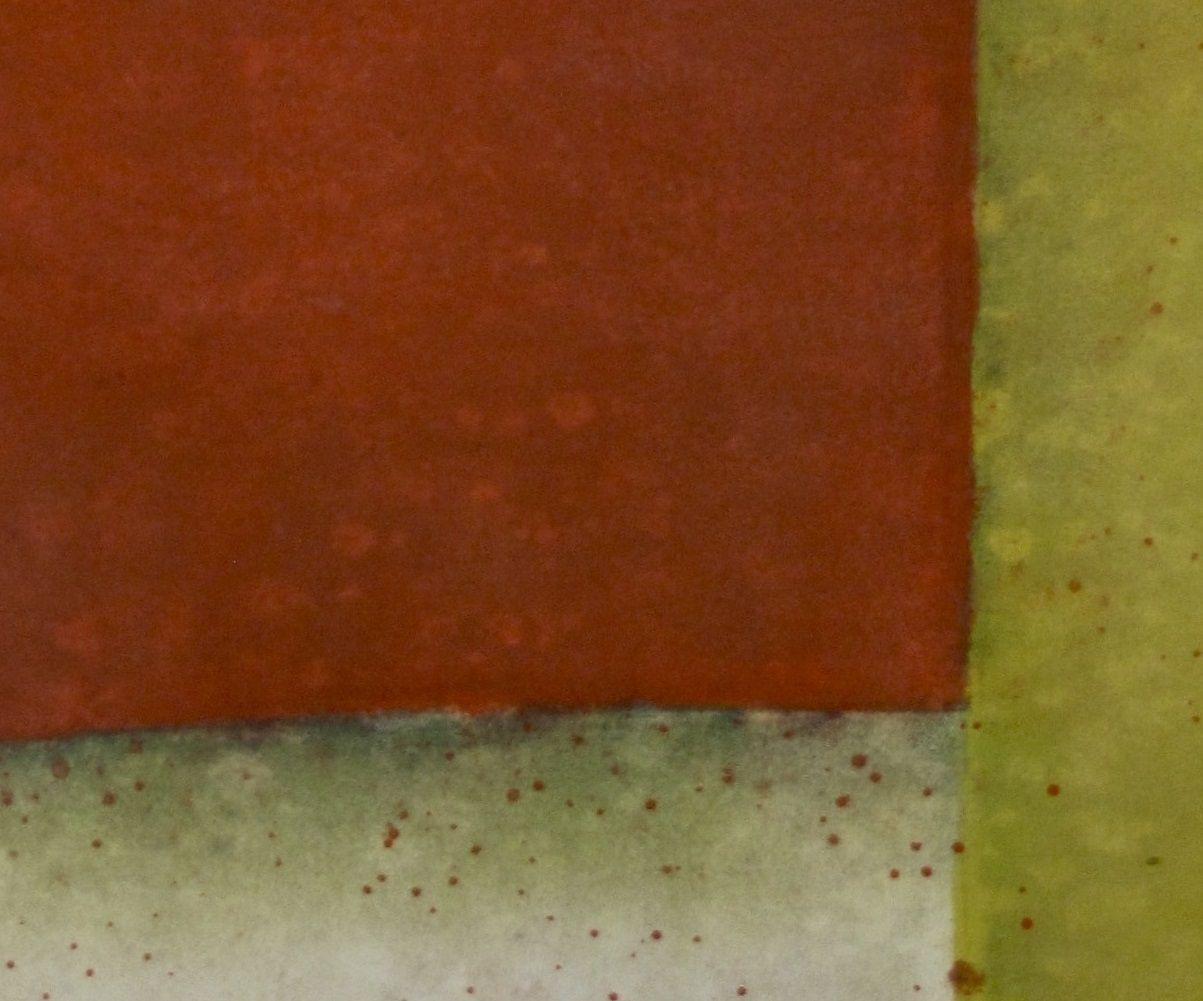 Untitled XV, Abstract (medium size) - Elvire Ferle - Contemporary painting - detail 1