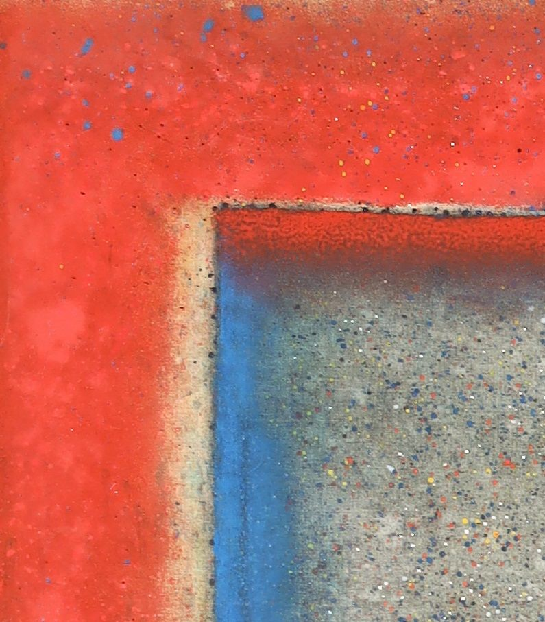 Untitled XXXIII - Elvire Ferle - Contemporary painting - detail 2