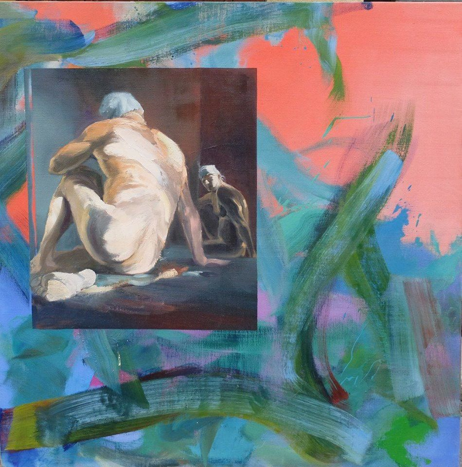 Wild,Christophe Dupety,Contemporary painting