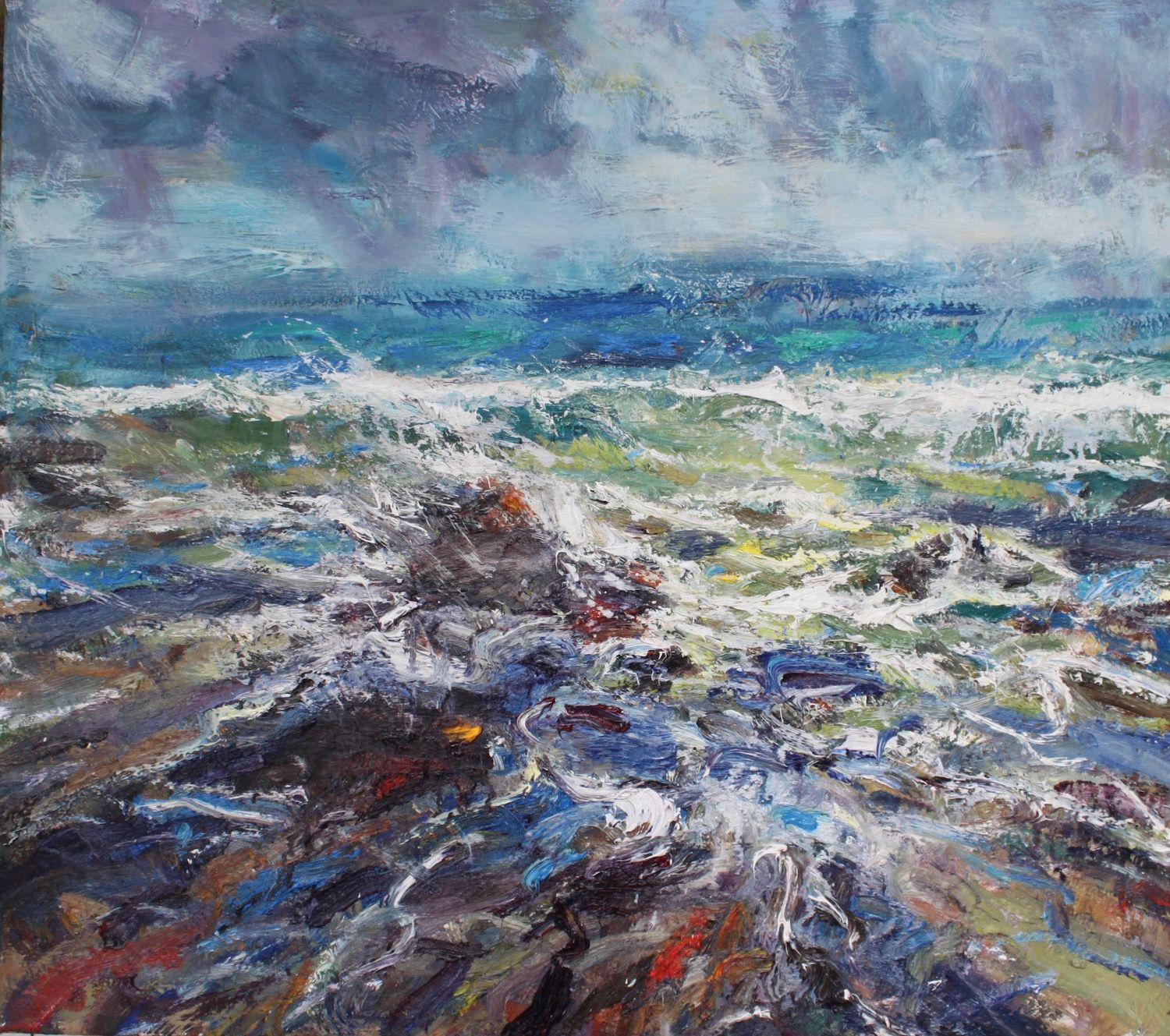 Spring Tide, Shandwick Bay