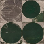 Aerial Views, Circle Irrigation 02