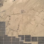 Aerial Views, Solar Plants 004
