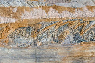 Aerial Views, Coal Mine 6