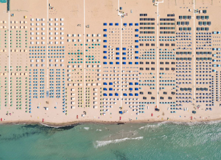Aerial Views, Versilia 01