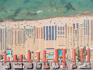Aerial Views, Versilia 04
