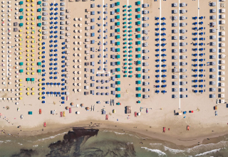 Aerial Views, Versilia 05