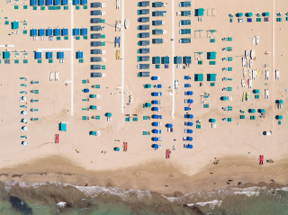 Aerial Views, Versilia 06