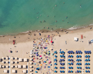 Aerial Views, Versilia 09