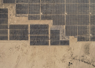 Aerial Views, Solar Plants 003