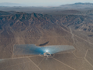 Aerial Views, Solar Plants 016