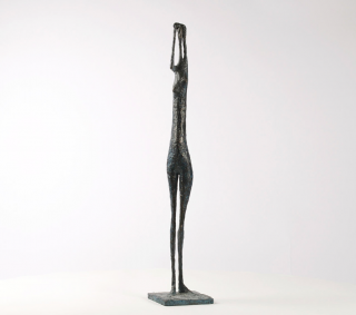 Arms Raised Standing Figure V