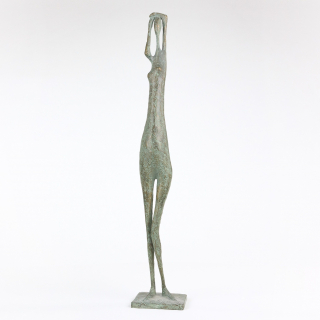 Arms Raised Standing Figure VII