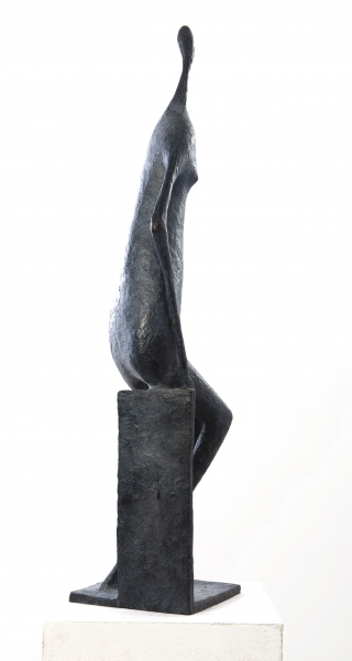 Grande Figure assise II