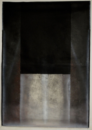 Untitled LII, Abstract (large size) series