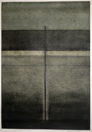 Untitled LIV, Abstract (large size) series