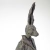 Walking Hare (bronze)