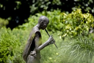 Flute Player (Large)