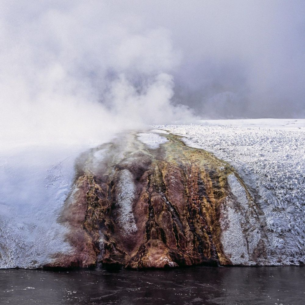 Bleed, Yellowstone, Unearth series - Luca Marziale - Photography
