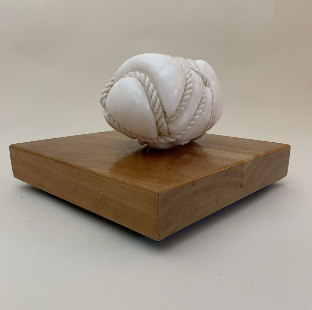 Sculpture - Peter Brooke-Ball - Almost pure - detail 1
