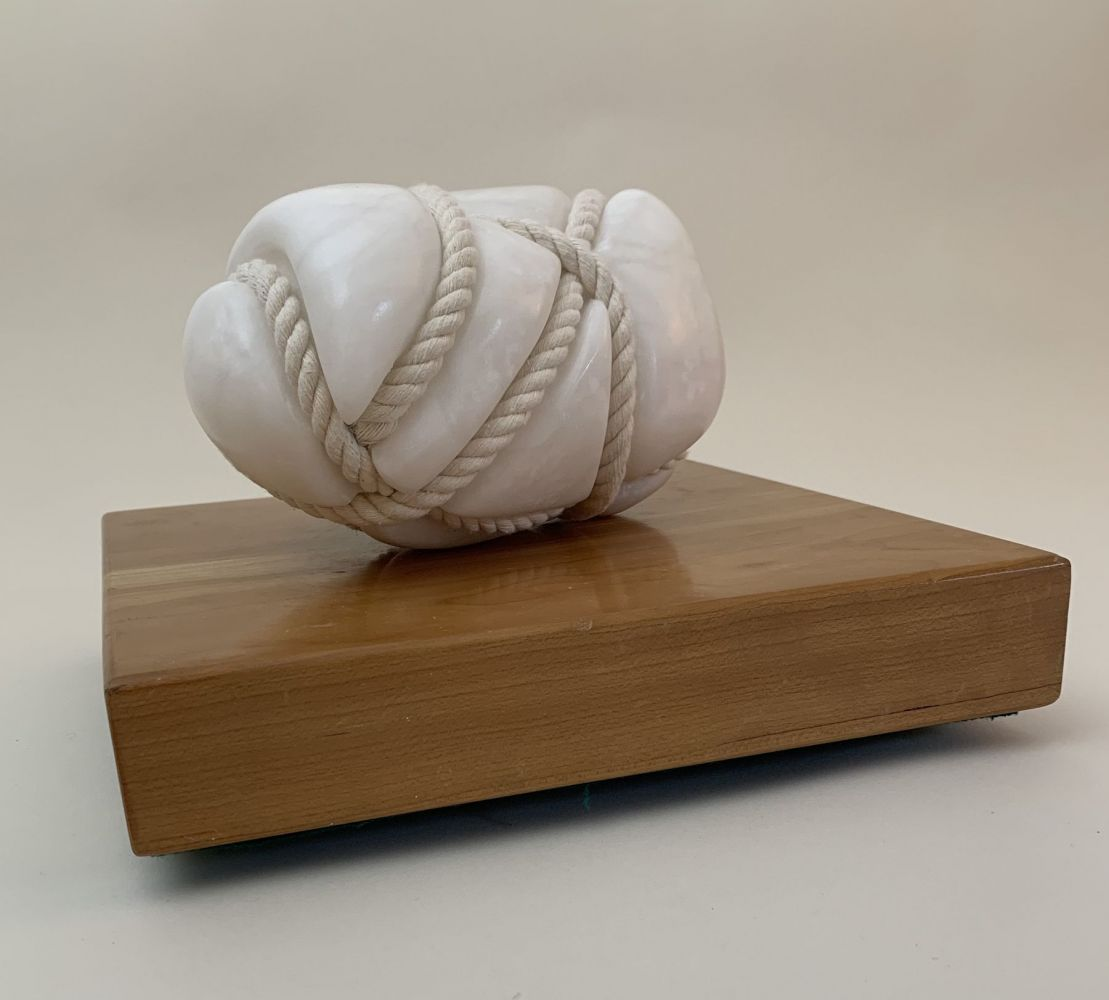 Sculpture - Peter Brooke-Ball - Almost pure - detail 2