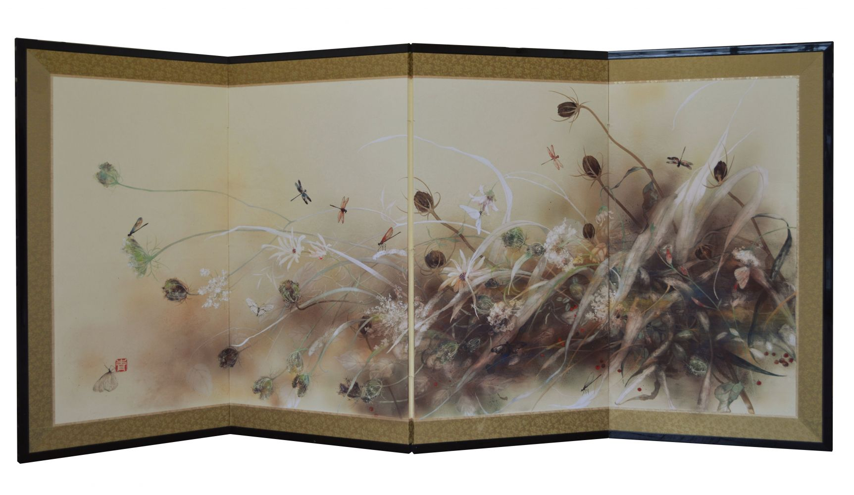Contemporary painting - Chen Yiching - Dance