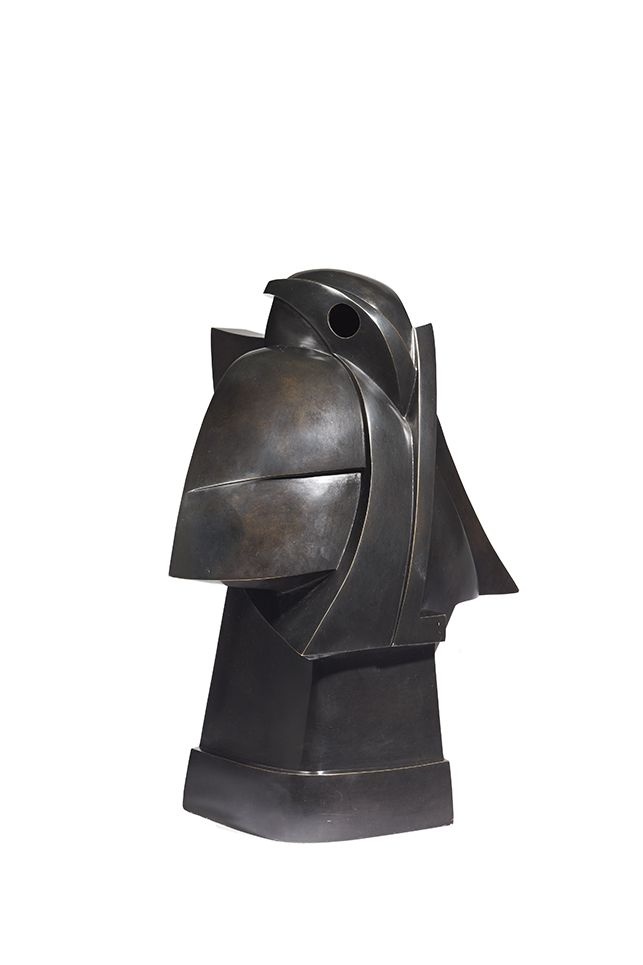 Taorakio,Jacques Owczarek,Sculpture