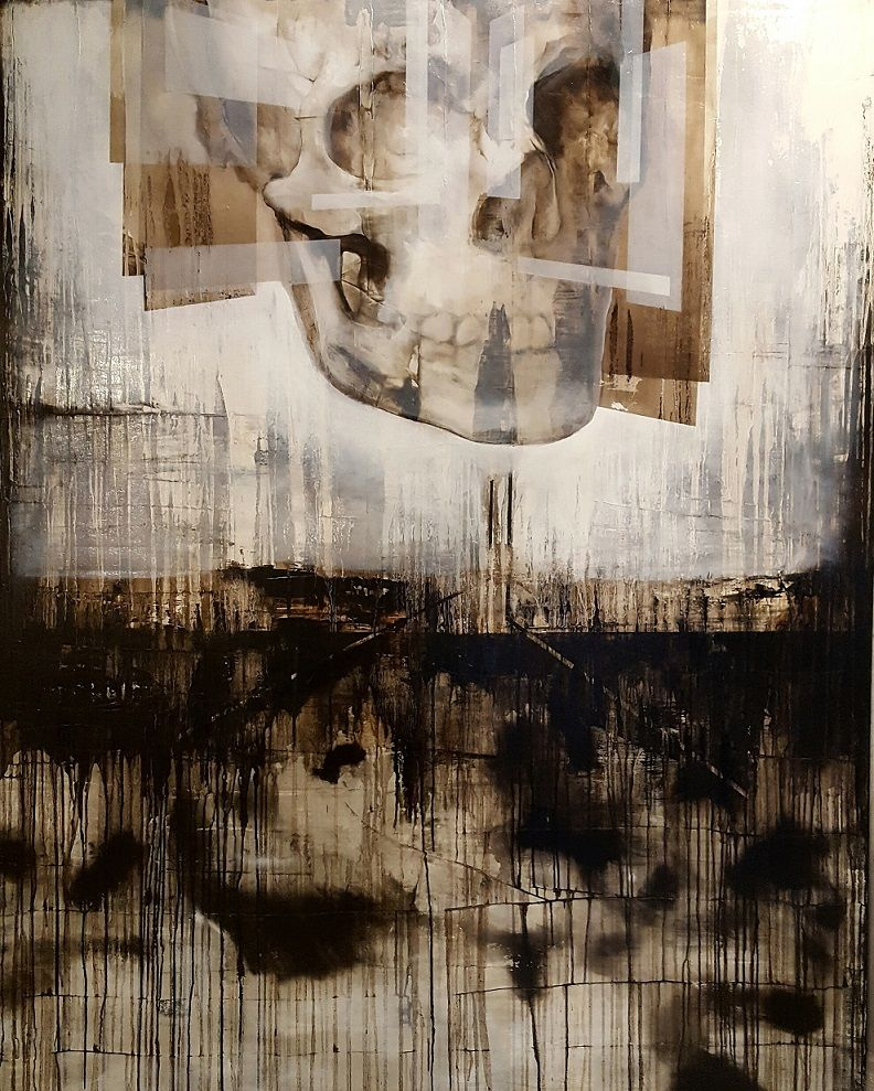 The Age of Reason I - Joachim van der Vlugt - Contemporary painting