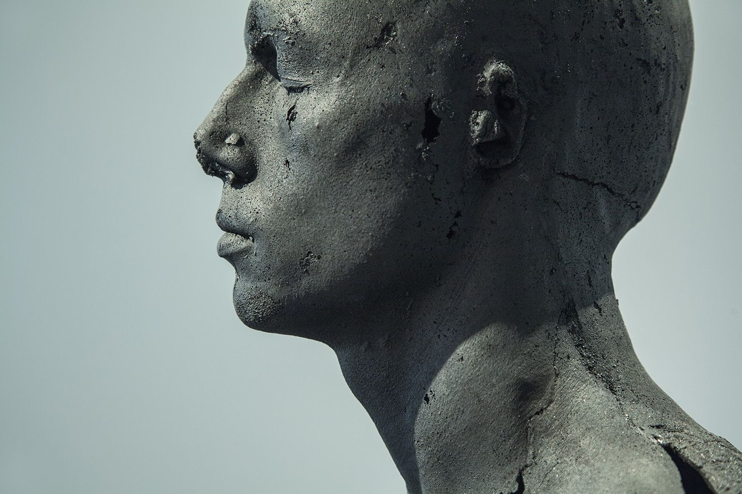 The Presence of Absence - Male (II) - Tom Price - Sculpture contemporaine - detail 1