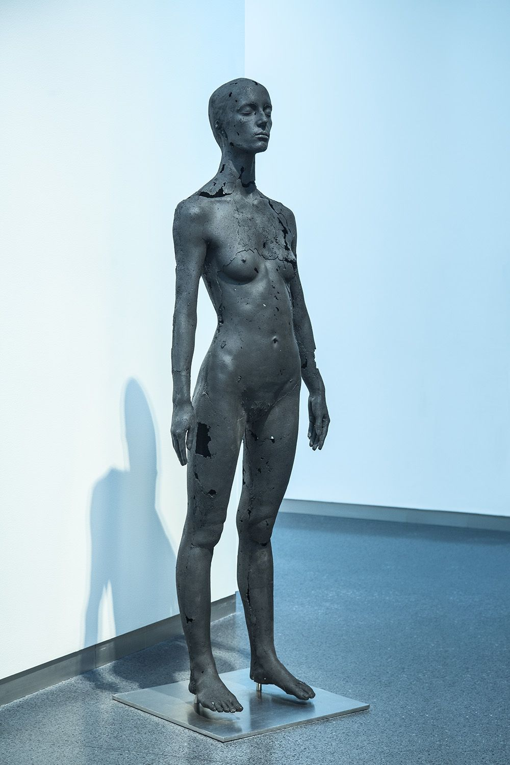 The Presence of Absence - Female (II)