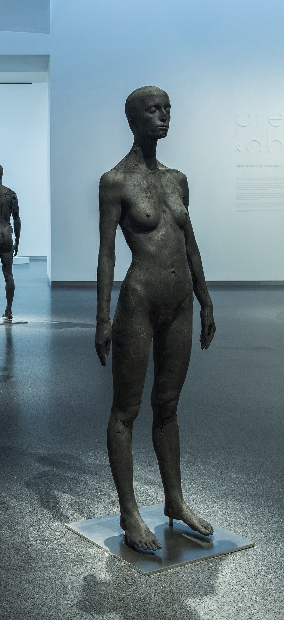 The Presence of Absence - Female (I),Tom Price,Sculpture